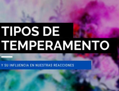 TIPOS DE TEMPERAMENTO